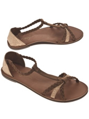 Reef Naomi Sandals BCG Women brown / champagne Gr. 6.0 US