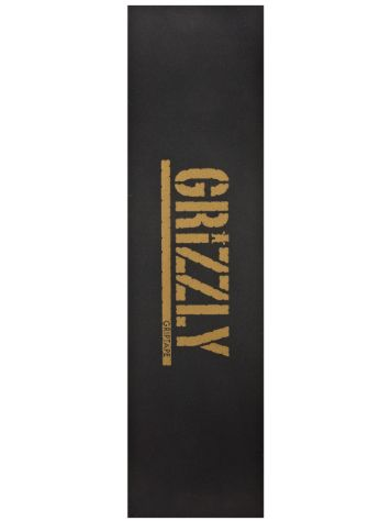 Grizzly Gold Stamp Griptape