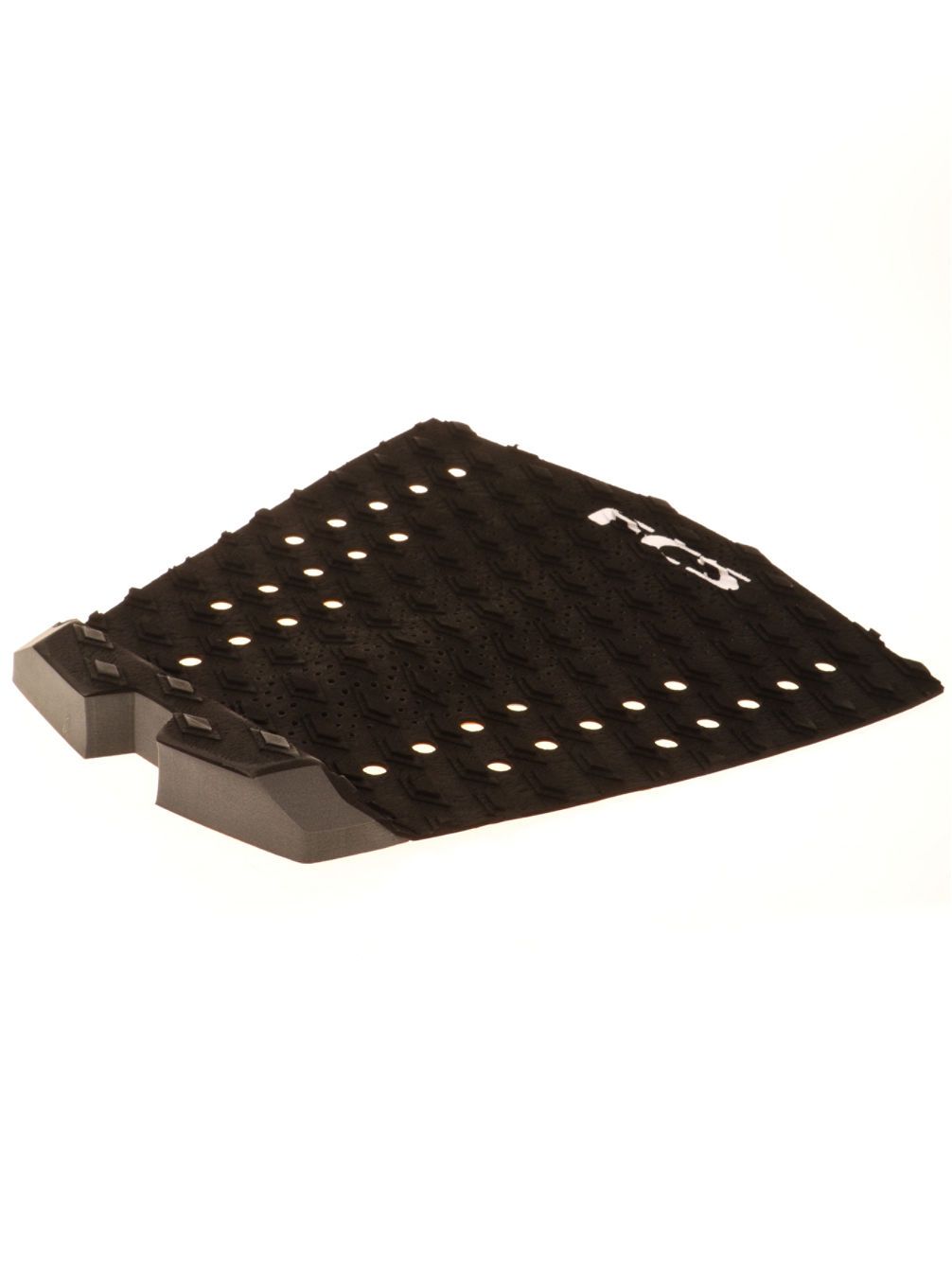 T-1 Black/Charcoal Traction Tail Pad