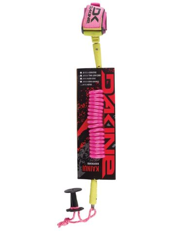 Dakine Kainui Coiled Bdy Bd Leash