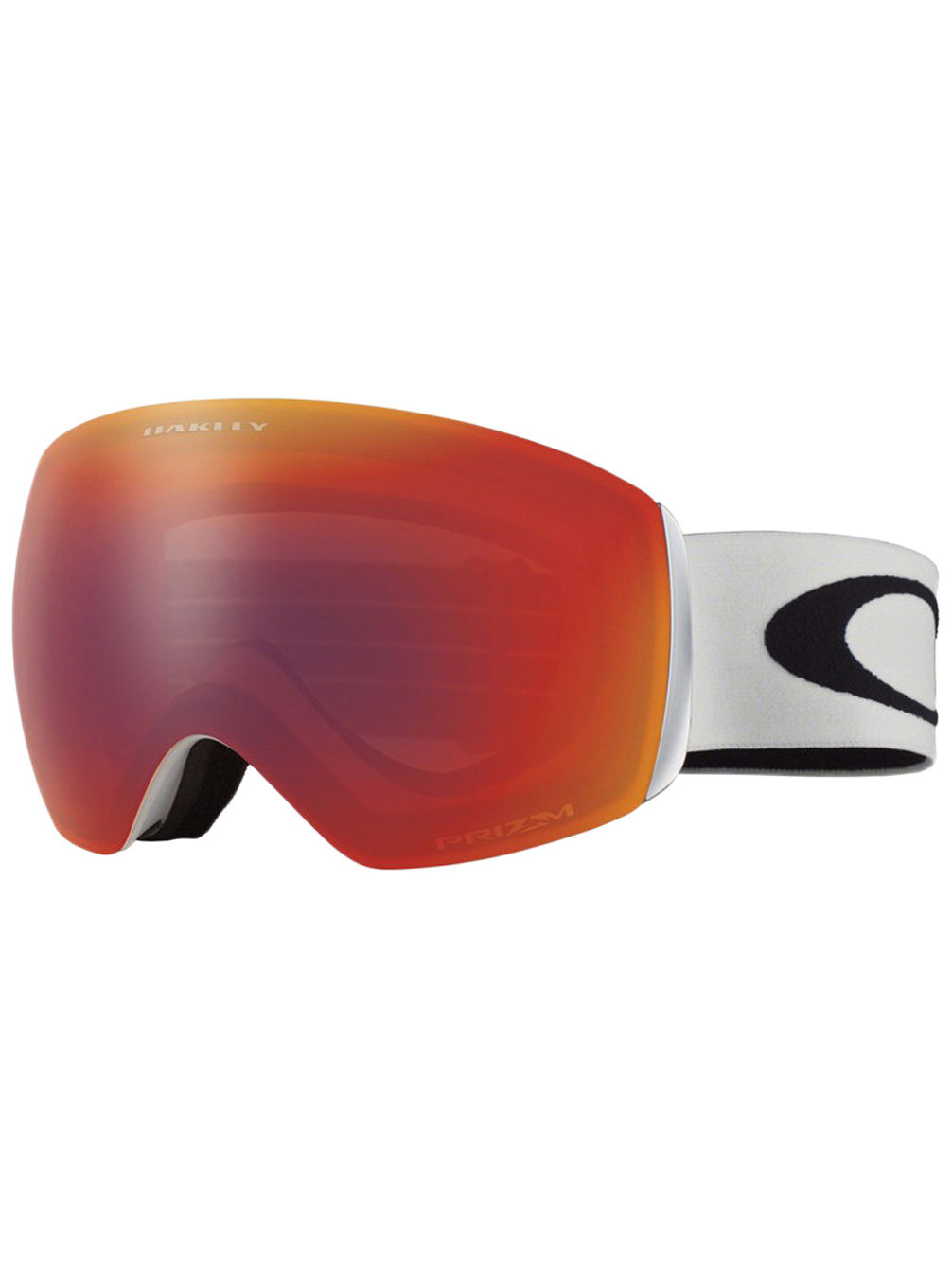 Flight Deck Xm matte white Goggle