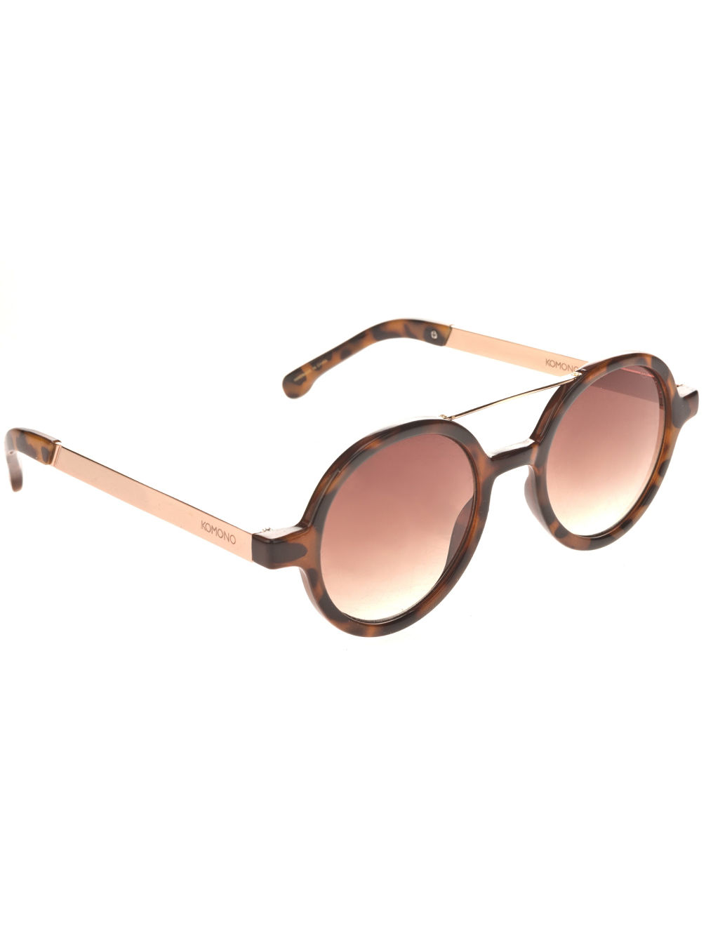 Vivien Metal Tortoise/Rose Gold