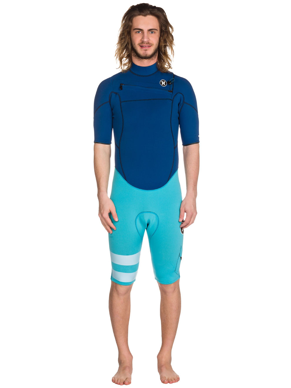 Buy Hurley Fusion 202 Spring Wetsuit online at blue-tomato.com 4bf0421f4