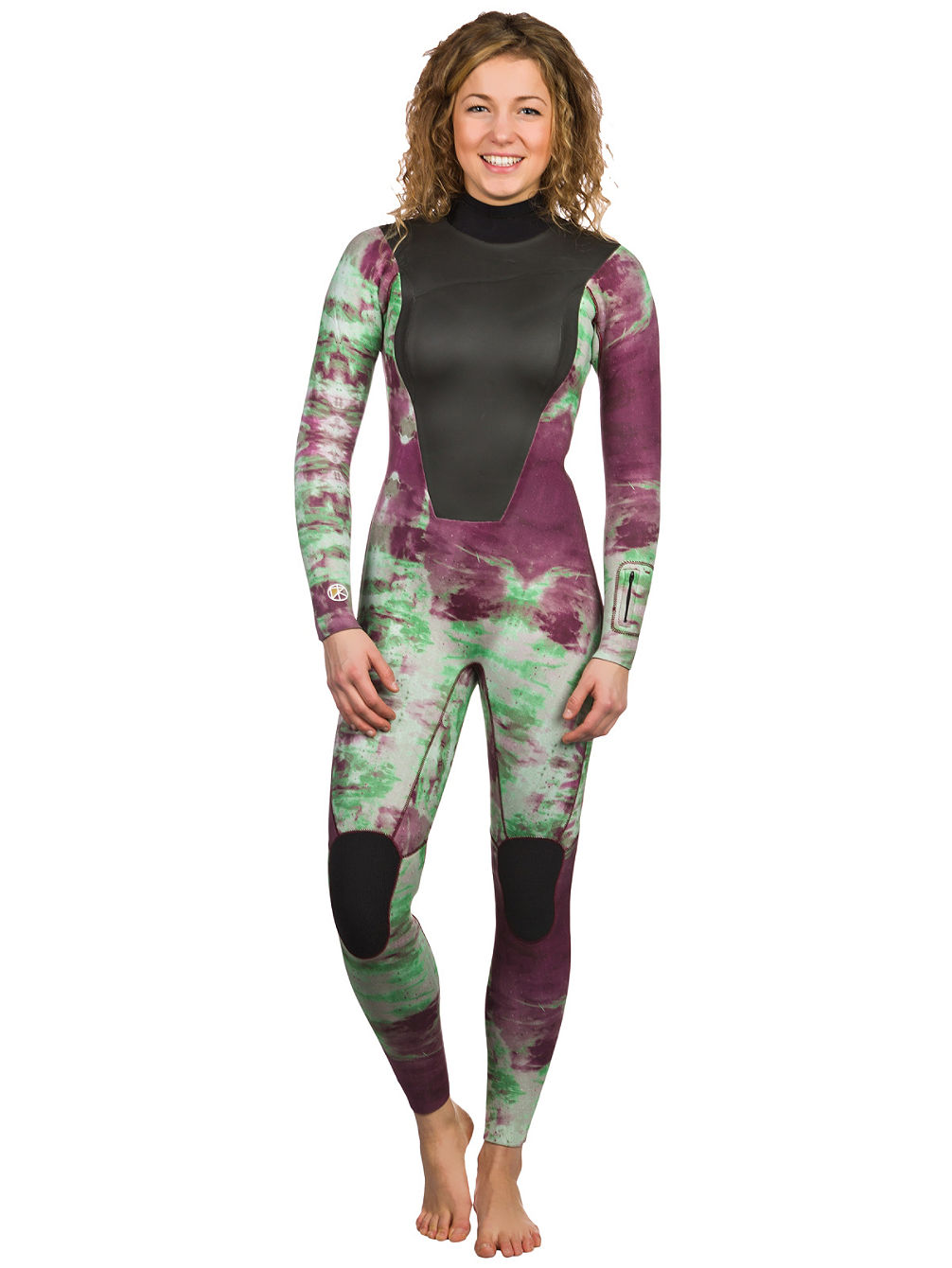 558a54d4ef Buy Kassia Psychedelic 3mm Full Wetsuit online at blue-tomato.com