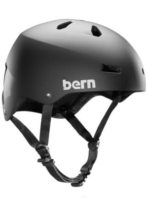 Bern Macon EPS Skate Helmet matte black Gr. M