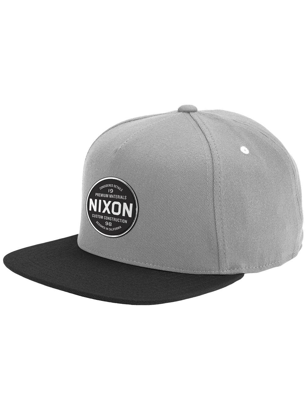 Buy Nixon Lazaro 110 Snapback Cap online at blue-tomato.com 1225b4aa4a4b