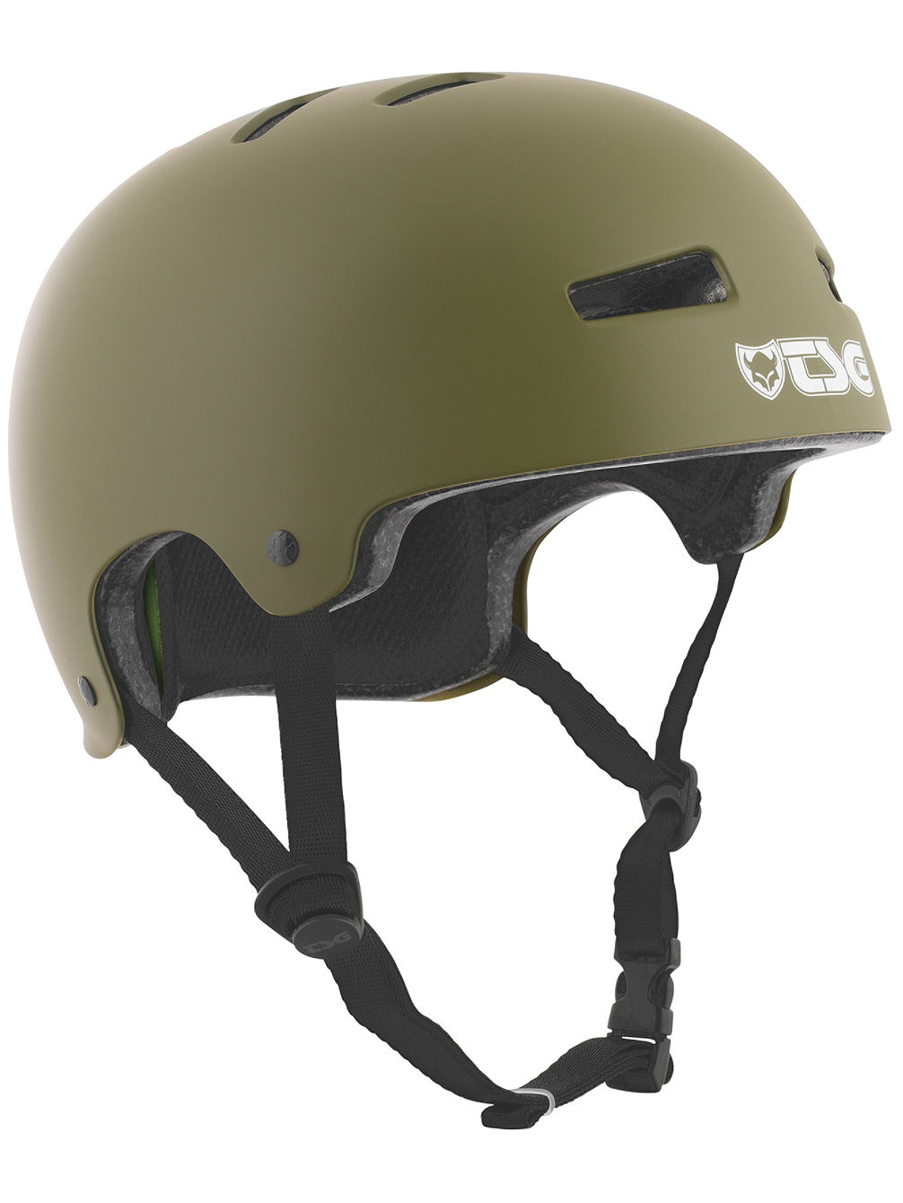 Evolution Solid Color Skatehelm
