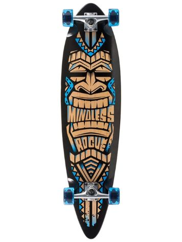 "Mindless Longboards Tribal Rogue III 38""x9.75"" Complete"
