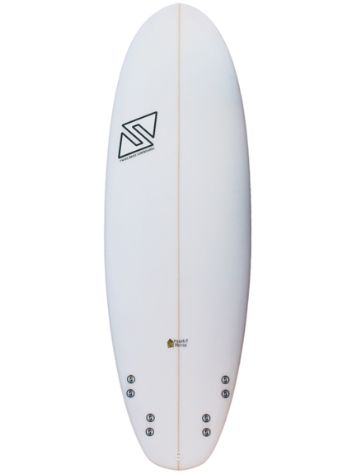 TwinsBros Freaky House FCS 6'0 Surfboard