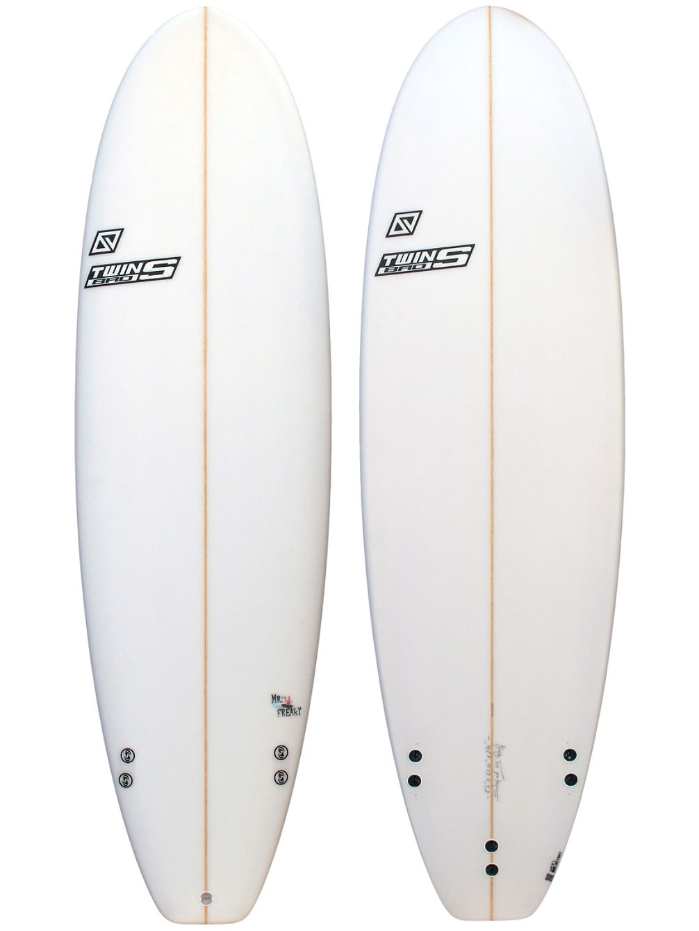 Mr. Freaky FCS 5.8 Surfboard
