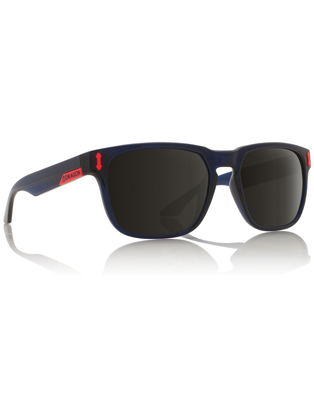 Monarch Crystal Navy Sonnenbrille