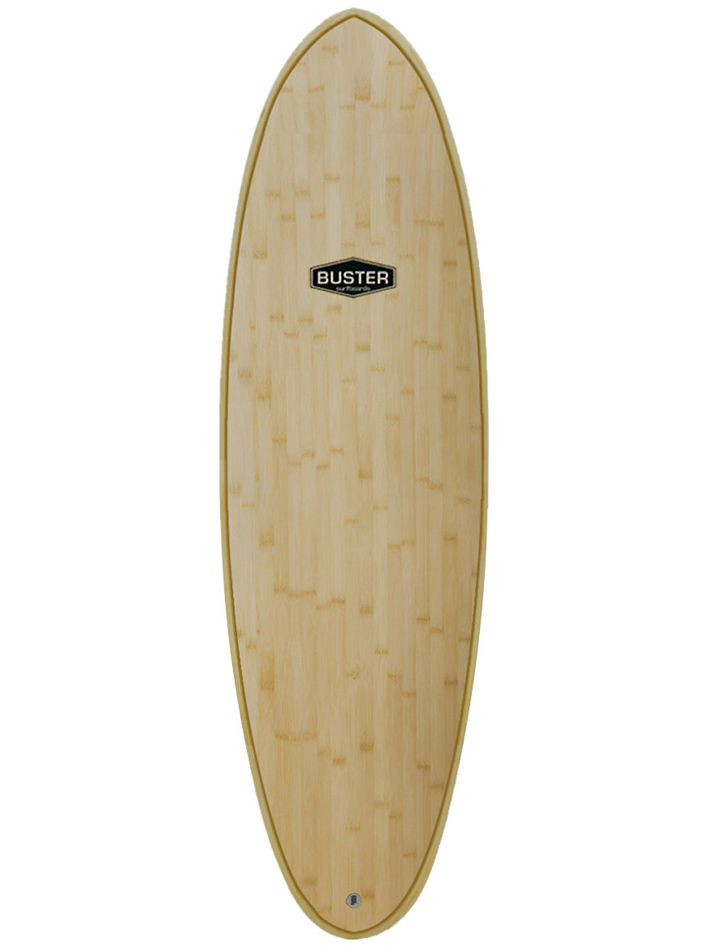 21'' 2''7/8 Blunt Wood Bambus 6.0 Surfboard