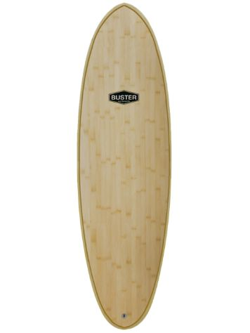 Buster 6'0 Blunt Wood Bamboo Surfboard