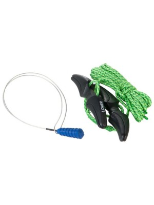 Burton Speedzone Lace Kits green Gr. Uni