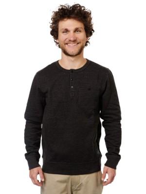 Light Cabin Sweater dark grey heather Gr. XS