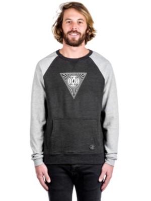Light Sundown Sweater dark grey heather / grey he Gr. M