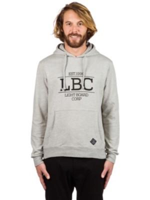 Light Lodge Hoodie grey heather Gr. S