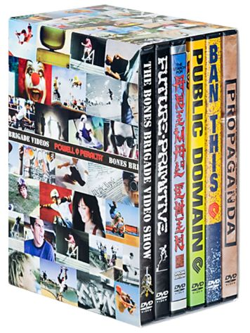 Powell Peralta Bones Brigade DVD Box Set DVD