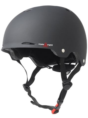 Triple 8 Gotham Rubber Matt Skate Helm