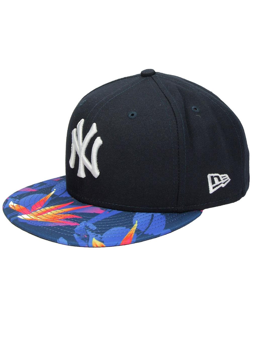 210a89baba8 Buy New Era NY Yankees Birds Of Paradise Cap online at Blue Tomato