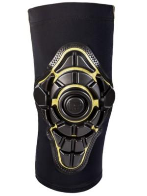 G-Form Pro-X Knee Pad black / yellow Gr. L