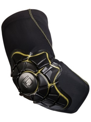 G-Form Pro-X Elbow Pad black / yellow Gr. S