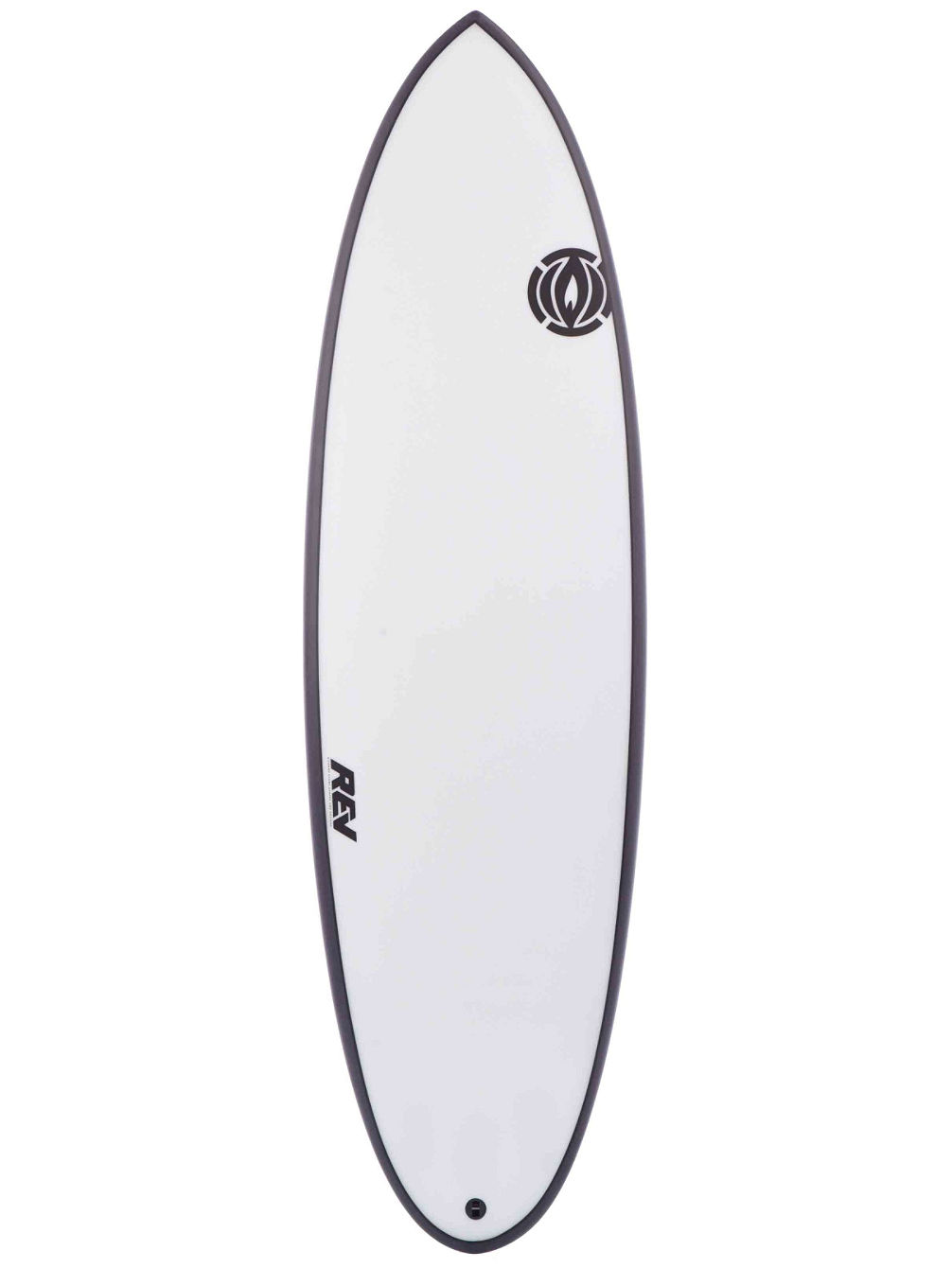 Rev Pod Carbon Patch 5.6 Surfboard
