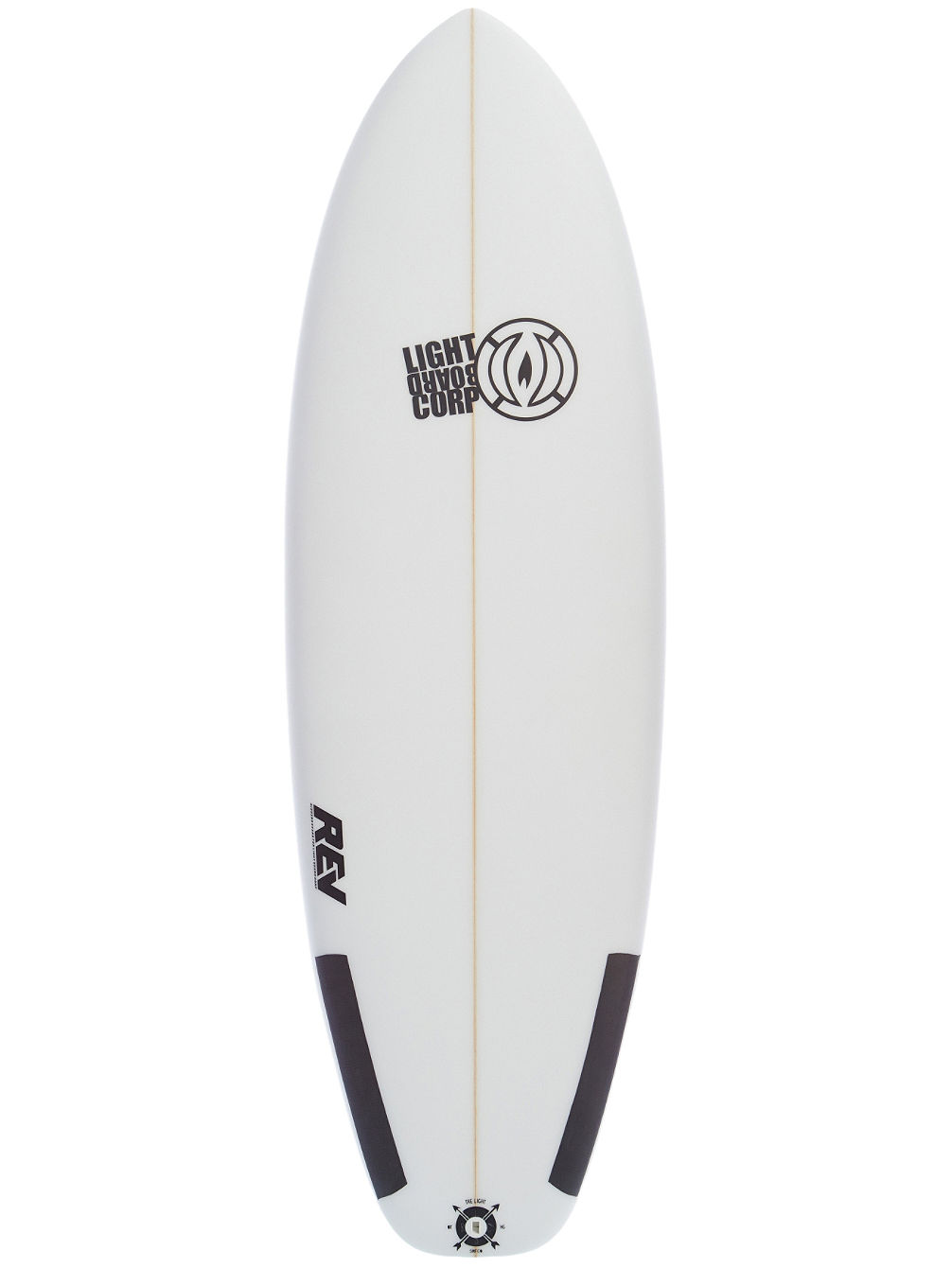 Shot Carbon Patch 5.9 Surfboard