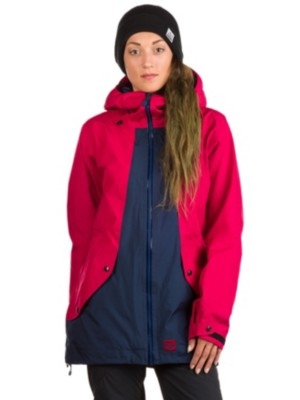 Sweet Protection Chiquitita Jacket rubus red / midnight blue Gr. XS