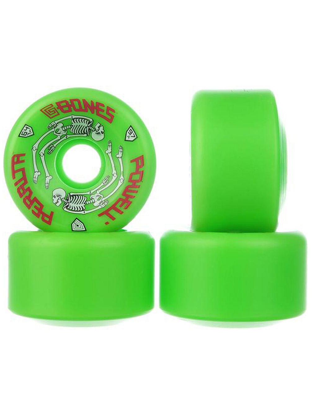 Original G-Bones 97A 64mm Wheels