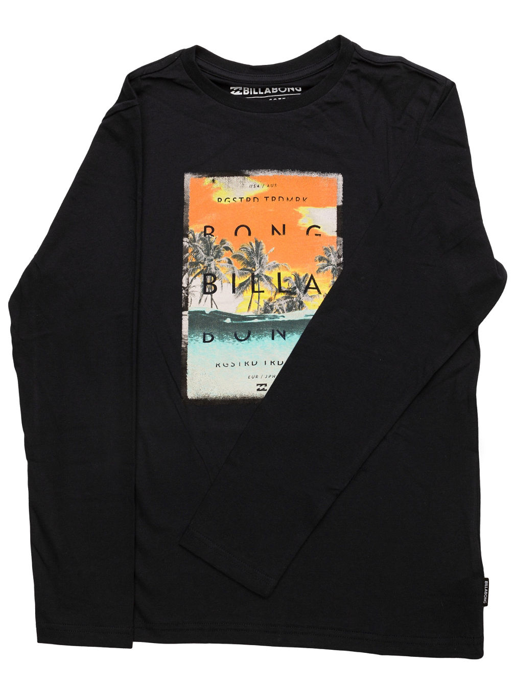 Overflow T-Shirt LS Boys