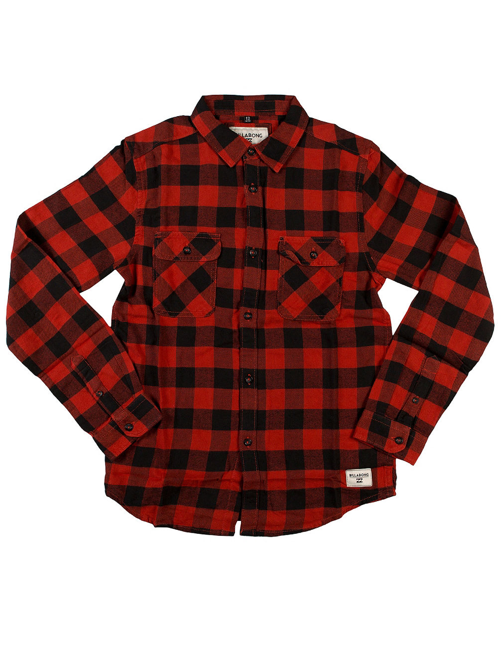 All Day Flannel Shirt LS Boys
