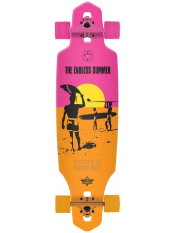 "Dusters Endless Summer Wake 38"" x 9.375"" Compl Komplett"