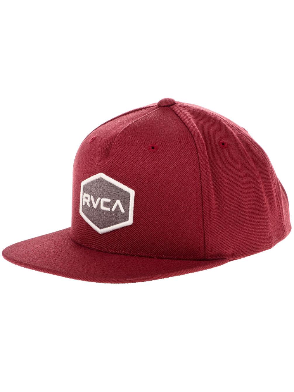 Compra RVCA Commonwealth Snapback Gorra en línea en blue-tomato.com 1ed440f2a92