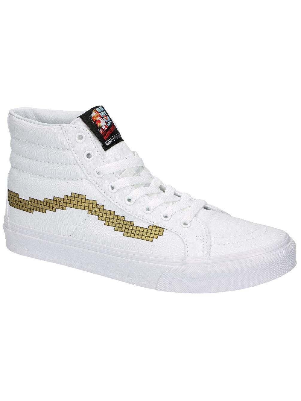 3a0ca1c6e3e786 Buy Vans Nintendo SK8-Hi Slim Console Gold Sneakers online at Blue ...