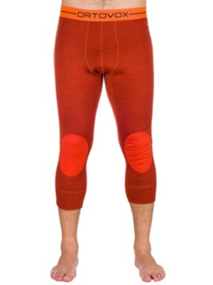 Ortovox 185 Rock'N'Wool Short Tech Pants crazy orange Gr. S