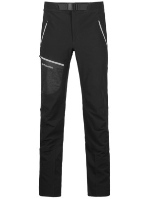 Ortovox Shield Shell Cevedale Outdoor Pants black raven Gr. M