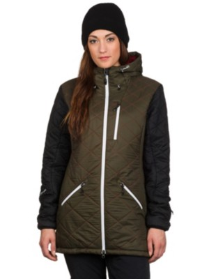 Ortovox Verbier Parker Fleece Jacket olive Gr. XS