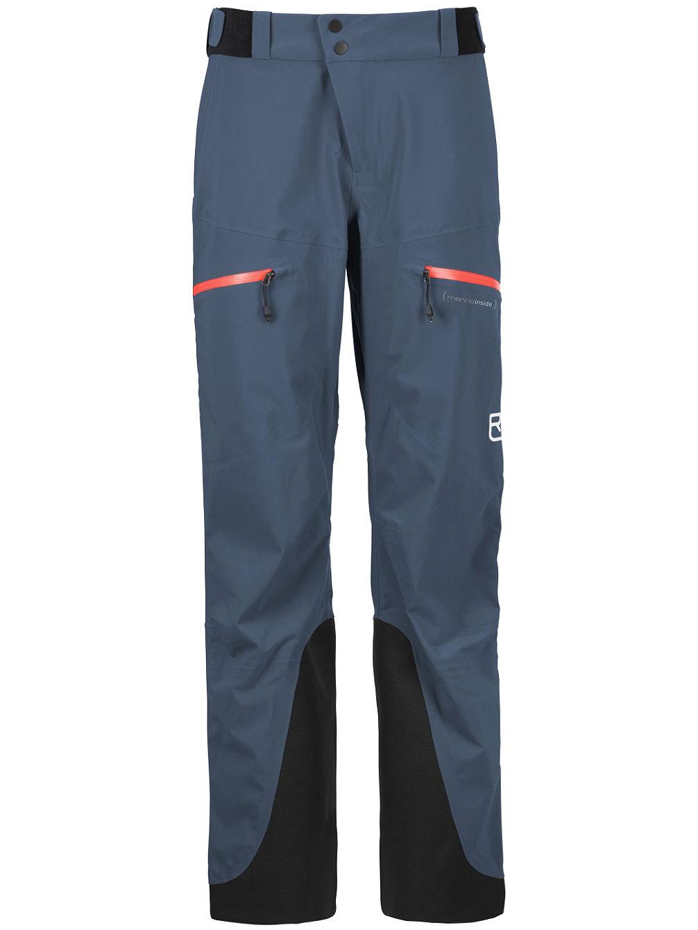 aa1b65df Køb Ortovox 3L Hardshell Alagna Pants online hos Blue Tomato