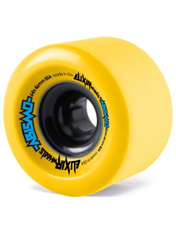 Elixir by Long Island Absimo Yellow 80A 66x43mm Wheels