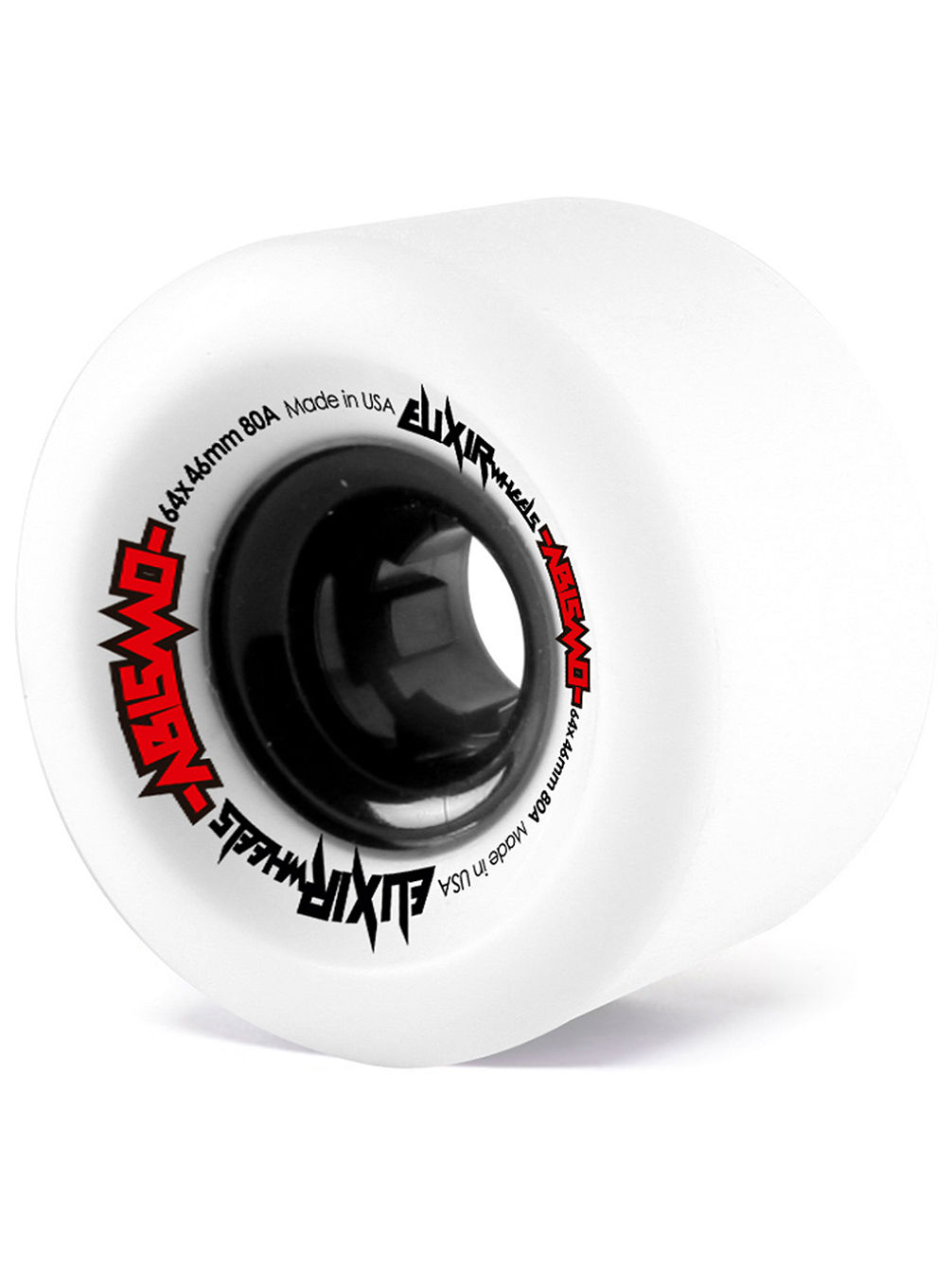 Absimo White 80A 66x43mm Wheels