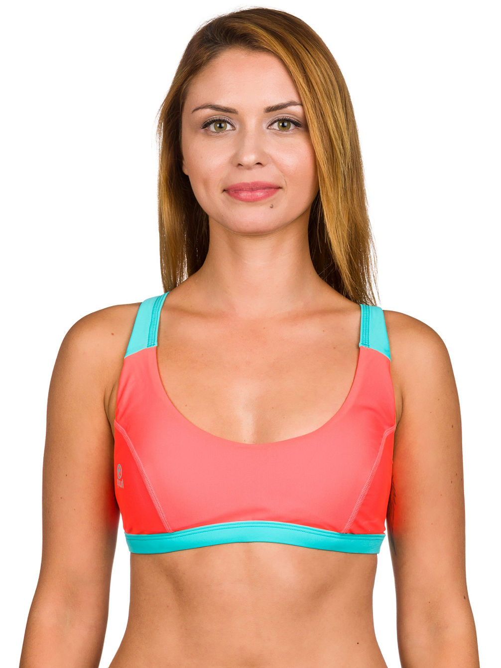 Criss Cross Crop Bra