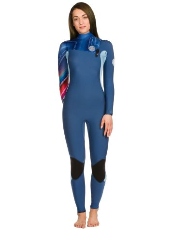 Rip Curl G Bomb 5/3 Zip Free Wetsuit