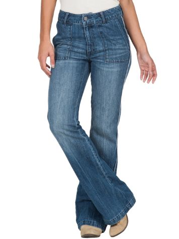 Volcom Wide Leg Flare Jeans