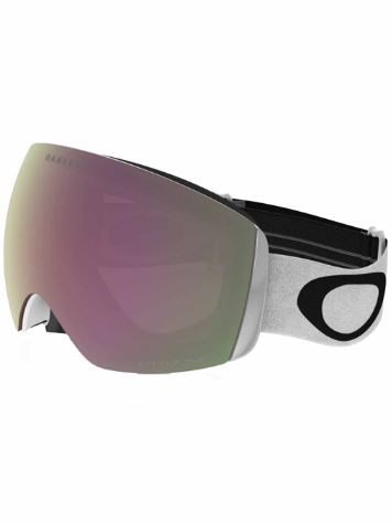 Oakley Flight Deck XM Matte White Maschera