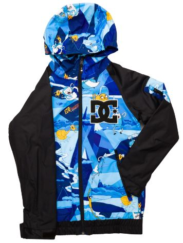 83552f61f Buy DC Troop Jacket Boys online at Blue Tomato