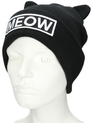 Buy Empyre Miss Meow Beanie online at blue-tomato.com c9e6462bd18