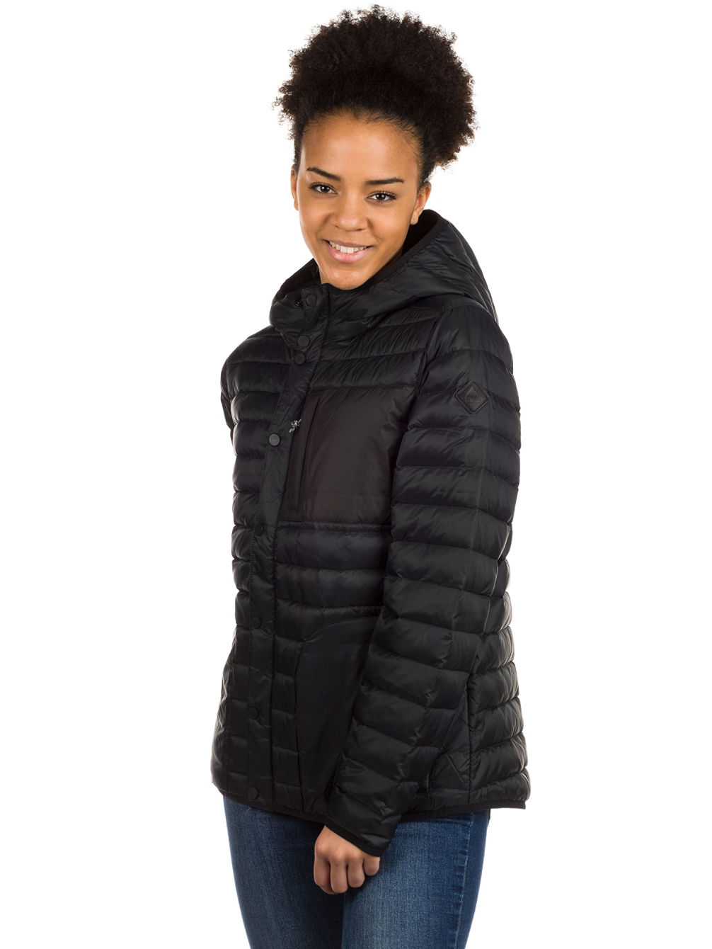 Evergreen Hooded Down Insulator Jacke