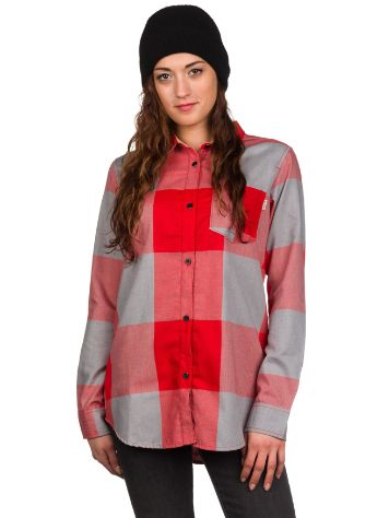 Burton Grace Tech Flannel Shirt LS