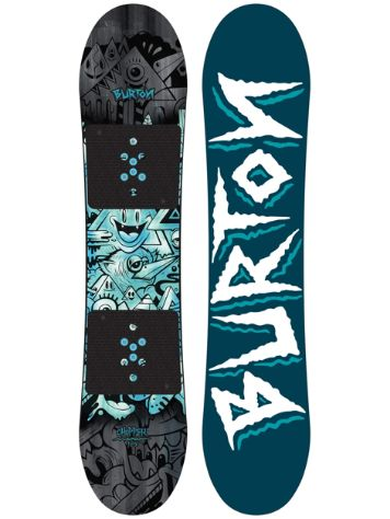 Burton Chopper 125 2018 Boys Snowboard